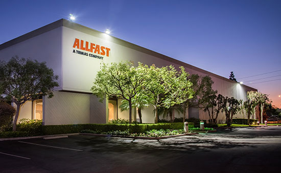 Allfast Fastening Systems - Building location photo
