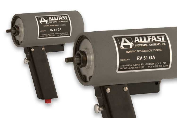 Allfast RV51GA Medium Duty Pneumatic Riveter