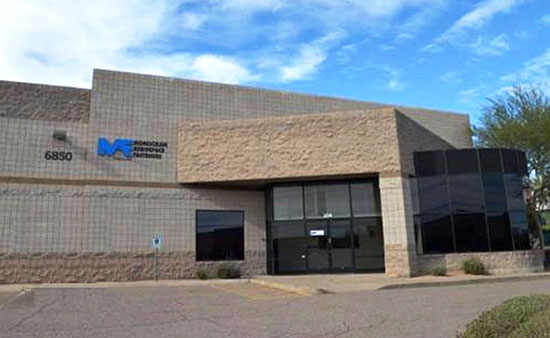 Monogram Aerospace Fasteners - Collar Facility- Tempe, AZ